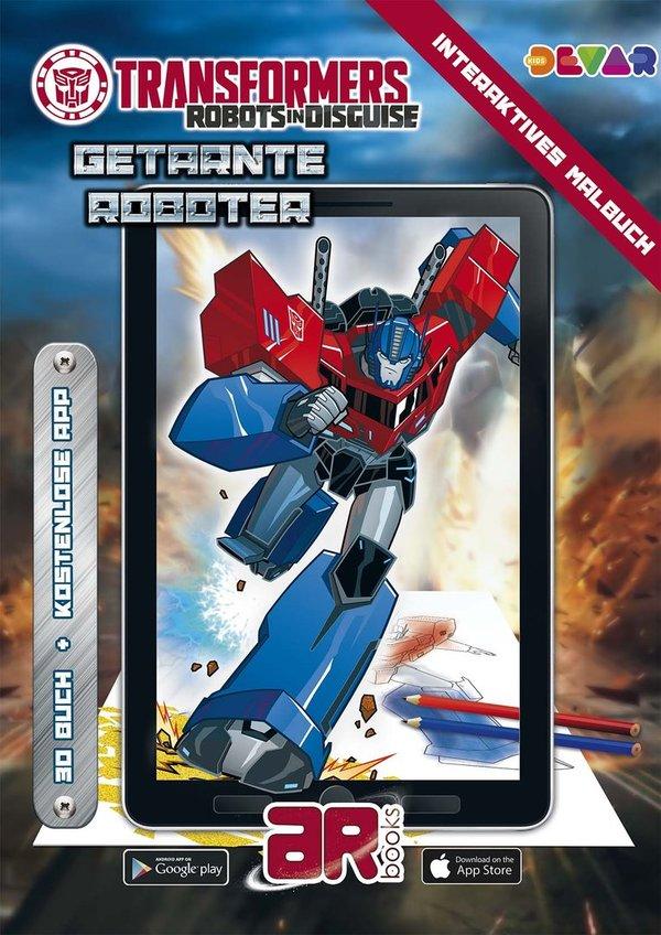 Transformers Getarnte Roboter